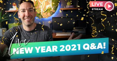 LIVE Q&A: Celebrate the END of 2020 with Wes!