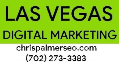 Las Vegas Digital Marketing Agency - Chris Palmer SEO