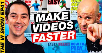 Make More Videos! How to Create 3 Years of Youtube Content in 30 Days! W/ Jesse Muench! #vishow 41