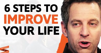 NEUROSCIENTIST Shares 6 Pieces Of Advice That Will CHANGE YOUR LIFE | Sam Harris & Lewis Howes