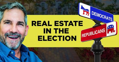 Presidential Election Outcome's effect on real estate