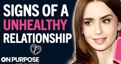 STOP WASTING Your Time & AVOID These RED FLAGS In A Relationship | Lilly Collins & Jay Shetty