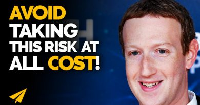 THIS is the BIGGEST RISK That You Can TAKE! | Mark Zuckerberg | #Entspresso