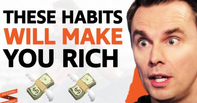 The 9 BEST Habits Of RICH PEOPLE   Lewis Howes