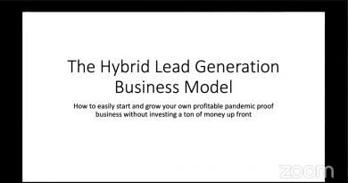 The Hybrid Lead Generation Model - Lead Simplify (Replay)