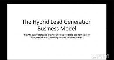 The Hybrid Lead Generation Model - Lead Simplify (Replay)