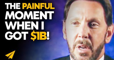 The Most DIFFICULT DECISION I Ever Had to MAKE! | Larry Ellison | #Entspresso