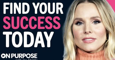 The SECRET To Living A SUCCESSFUL & HAPPY LIFE Starts Here...| Kristen Bell & Jay Shetty