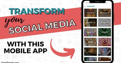 Transform Your Social Media Marketing with this Mobile App (Quick Demo)