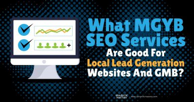 What MGYB SEO Services Are Good For Local Lead Generation Websites And GMB?