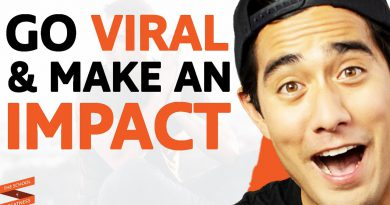 Zach King Shares His SECRETS For SUCCESS, GOING VIRAL & How To Make An IMPACT | Lewis Howes