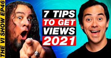 7 Ways to Get More Views on YouTube (That Actually Work) W/ Daniel Batal #ViShow 46