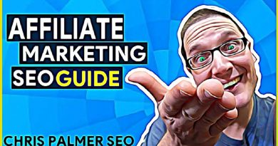 Affiliate Marketing Website - SEO Guide (Case Study)