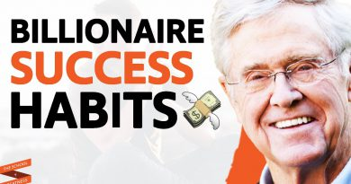 BILLIONAIRE Shares The SUCCESS HABITS That Will Make You WEALTHY | Charles Koch & Lewis Howes