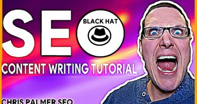 Black Hat SEO Content Writing Tutorial For Beginners