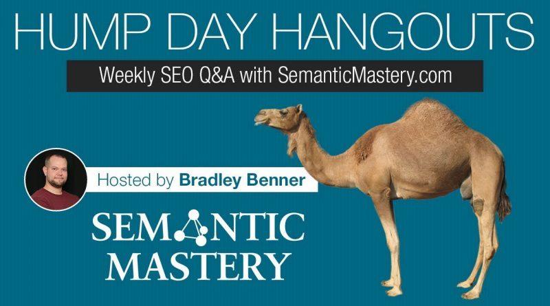 Digital Marketing Q&A - Hump Day Hangouts - Episode 315