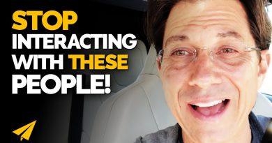 ELIMINATE THIS From Your Life IMMEDIATELY! | Dean Graziosi | #Entspresso