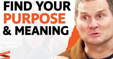 FIND DEEP MEANING Life & DISCOVER YOUR PURPOSE By Doing This... | Rob Bell & Lewis Howes