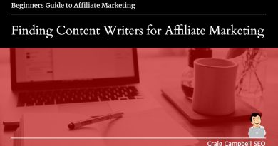 Finding Content Writers for SEO, Affiliate Marketing