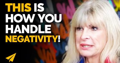 Here's HOW to Handle NEGATIVE People! | Marisa Peer | #Entspresso