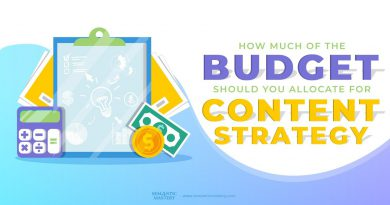 How Much Of The Budget Should You Allocate For Content Strategy?