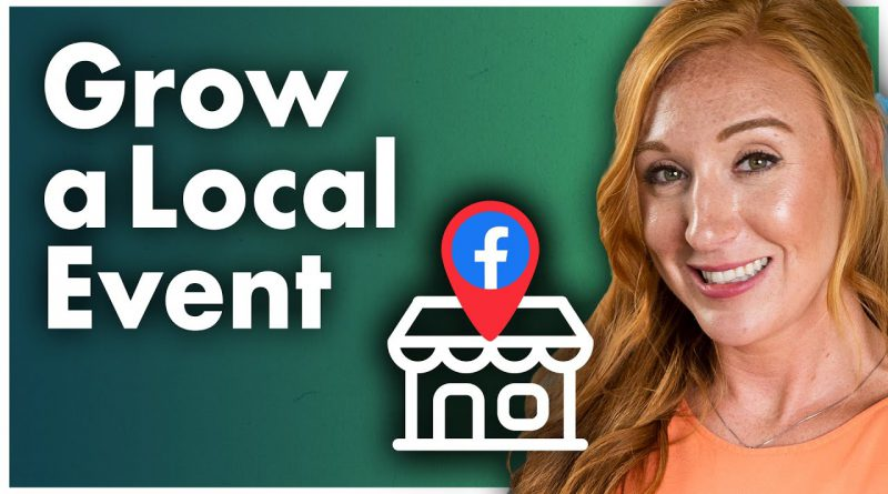 How to Promote a Local Business Event on Facebook
