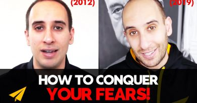 How to STOP Being AFRAID of Making MISTAKES!   2012 vs 2019   #EvanVsEvan