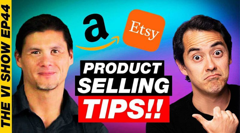 How to Sell Your Own Products (Tips to Making More Money Faster) w/ Guy Cochran #ViShow 44