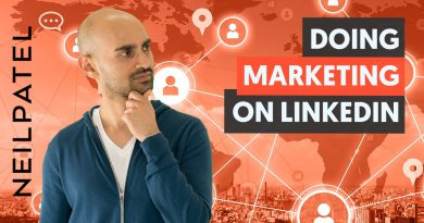Marketing On LinkedIn - Module 2 - Lesson 2 - LinkedIn Unlocked