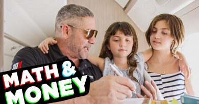 Math & Money SECRETS with Papa G
