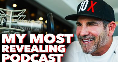 My MOST REVEALING podcast EVER...