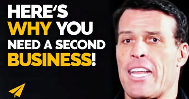 No Matter How GOOD You Are, THINK About THIS! | Tony Robbins | #Entspresso