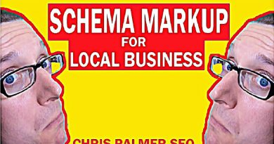 Schema Markup For Local Business