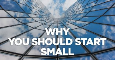 Starting Small in Real Estate - Grant Cardone