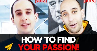 The ACTUAL Process to FINDING Your REAL PASSION! | 2013 vs 2019 | #EvanVsEvan