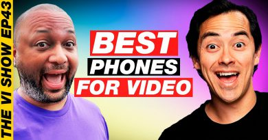 The Best Phone & Phone Accessories for Making YouTube Videos with Travis MCP #VIshow 43
