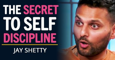 The SECRET To Building Self Discipline EXPLAINED (Master Self-Control Today) | Jay Shetty