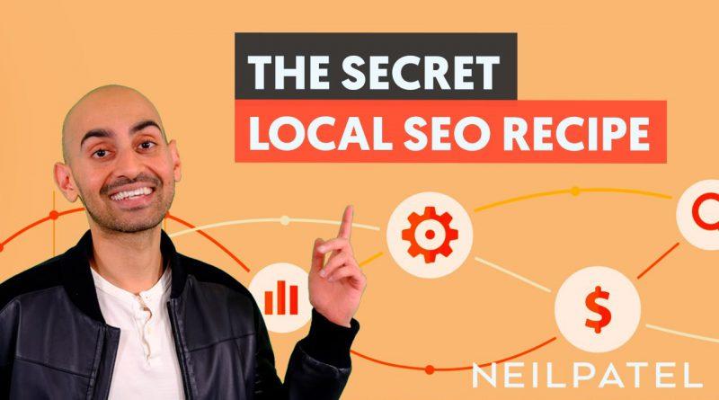 The Secret Local SEO Recipe - Module 2 - Lesson 3 - Local SEO Unlocked