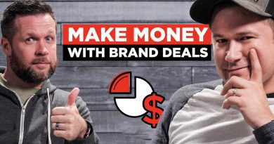 The Ultimate Guide to Making Money with Brand Deals!
