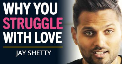 This Is Why You STRUGGLE With Love & Relationships (Attachment Styles Explained)| Jay Shetty