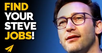 You Don't Need to Have a VISION, But You DO NEED THIS! | Simon Sinek | #Entspresso