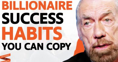 """I DID THIS To Go From HOMELESS To BILLIONAIRE"" - Success Habits 