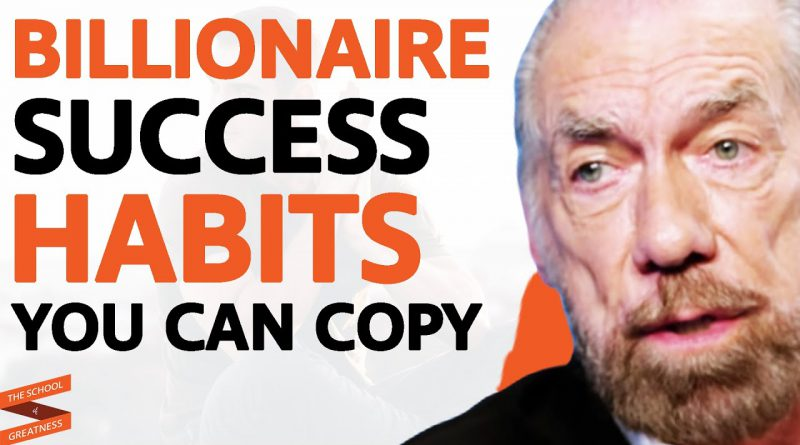 """""""I DID THIS To Go From HOMELESS To BILLIONAIRE"""" - Success Habits 