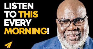 THIS Will Change Your LIFE! | AFFIRMATIONS for Success | Bishop TD Jakes