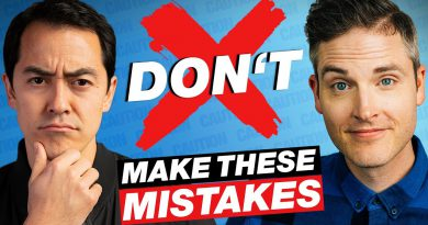 7 HUGE Mistakes that HURT Your YouTube Channel- Advice For Beginners #ViShow 50