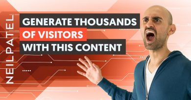 A Unique Type of Content That Will Generate You 100,000 Visitors Per Month