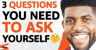 An Uncomfortable Conversation With A Black Man... | Emmanuel Acho & Lewis Howes