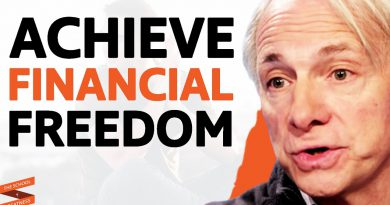 Billionaire Ray Dalio Shares The ULTIMATE SUCCESS PRINCIPLES That Made Him WEALTHY   Lewis Howes