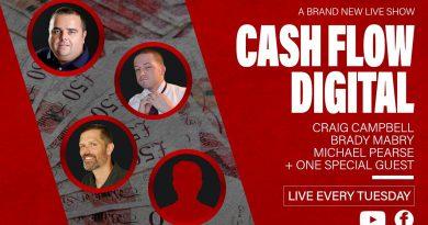Cashflow Digital Live today