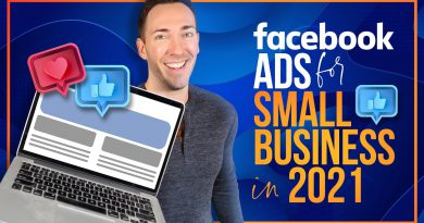 Facebook Ads Tutorial for Small Business - How to Create Facebook Ads For Beginners (COMPLETE GUIDE)